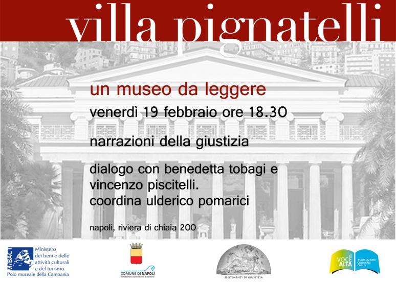 Villa Pignatelli 19 febbraio