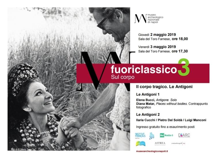 5 , 6 - Fuoriclassico3 - locandina 2 e 3 maggio 2019
